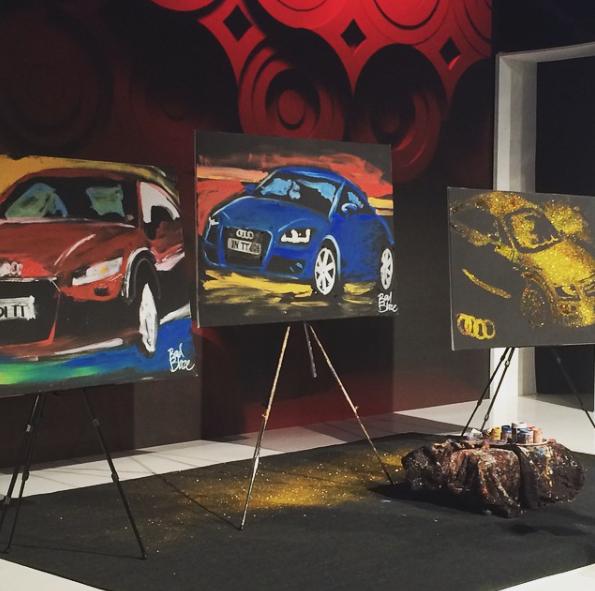 Audi Launch 2015